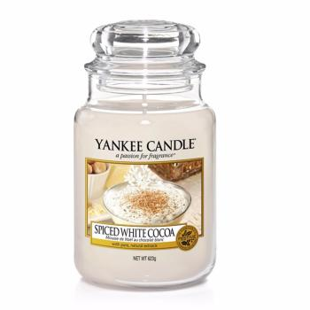Grande Jarre Spiced White Cocoa Yankee Candle