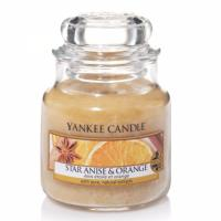 Petite Jarre Star Anise & Orange Yankee Candle