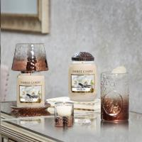 "Grand Abat Jour + Plateau, collection ""Sheridan"" Yankee Candle"