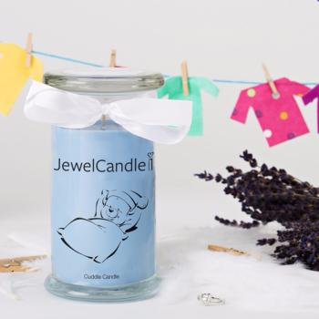 Bougie Cuddle Candle / Linge Frais (Bracelet) Jewel Candle