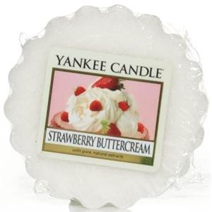 Tartelette Strawberry Buttercream Yankee Candle
