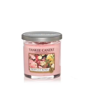 Petite Colonne Fresh Cut Roses Yankee Candle