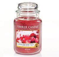 Grande Jarre Cranberry Ice / Canneberge Glace Yankee Candle
