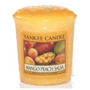 Votive Mango Peach Salsa / Mangue Peche