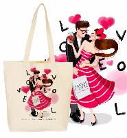 Tote Bag Love