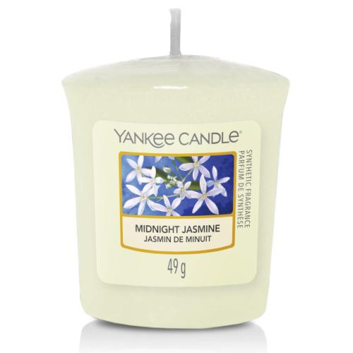 Votive Midnight Jasmin / Jasmin Yankee Candle