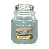 Moyenne Jarre Misty Mountains Yankee Candle