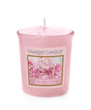Bougie Votive Blush Bouquet / Bouquet poudré Yankee Candle