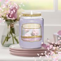 Grande Jarre Sweet Morning Rose / Douceur de rose Yankee Candle