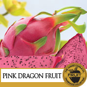 Pink dragon fruit / Fruit du dragon