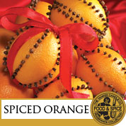 Spiced orange / Oranges épicées