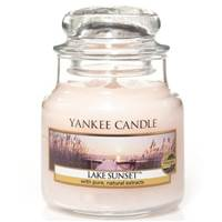 Moyenne Jarre Lake Sunset Yankee Candle