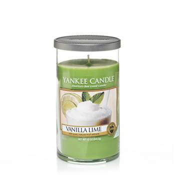 Moyenne Colonne Vanilla Lime Yankee Candle