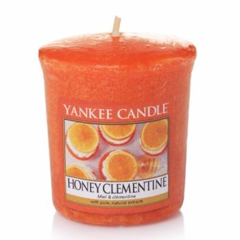 Bougie votive Honey Clementine / Miel & clémentine