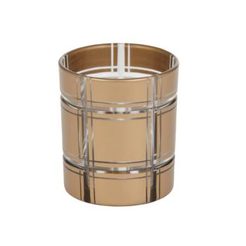 Support À Bougie Votive GOLDEN ETCHED Yankee Candle