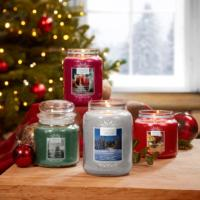 Boite De 12 Lumignons After Sledding / Retour des pistes de Yankee Candle