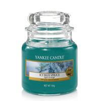 Petite Jarre Icy Blue Spruce / Sapin enneigé Yankee Candle