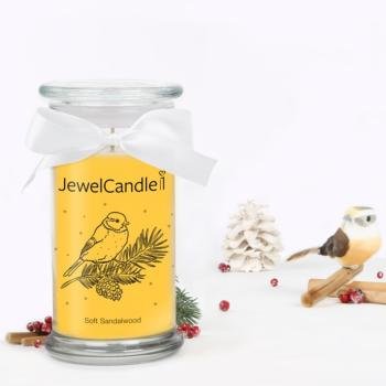 Bougie Soft Sandalwood ( Collier) Jewel Candle
