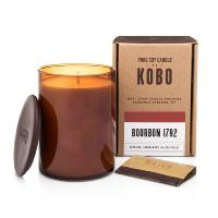 Bougie Kobo Woodblock Bourbon 1792 425g Kobo