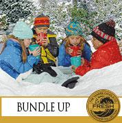 Bundle up yankee candle