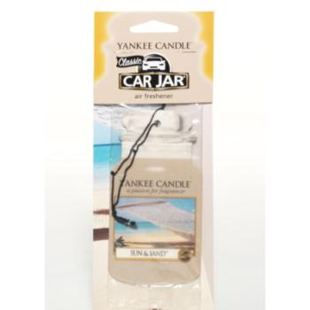 Car Jar Sun & Sand® X1 Yankee Candle