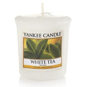 Bougie Votive White Tea / Thé Blanc Yankee Candle