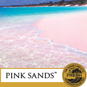 Pink sand / Sables roses