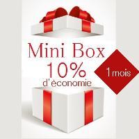 Mini Box Candlestore / Abonnement d'1 mois
