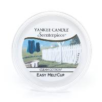 Easy Melt Cup Clean Cotton Yankee Candle