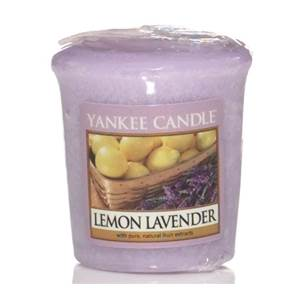 Votive Lemon Lavender / Citron Lavande