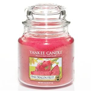 Moyenne Jarre Pink Dragon Fruit Yankee Candle
