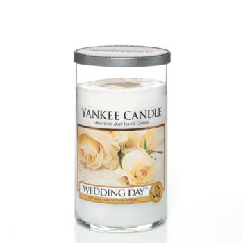 Moyenne Colonne Wedding Day / Jour De Noce Yankee Candle