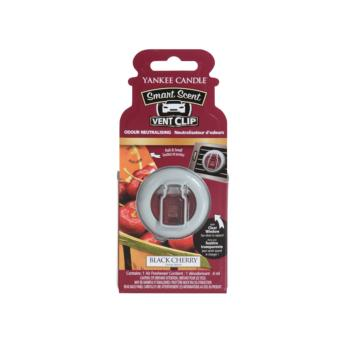 Clip Smart Scent Black Cherry Yankee Candle