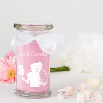 Candy Floss (Bague Taille S) Jewel Candle