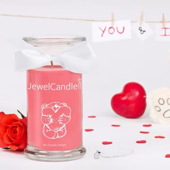 My Favorite Person (Collier) Jewel Candle