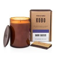 Bougie Kobo Woodblock Dark Cassis 425g Kobo