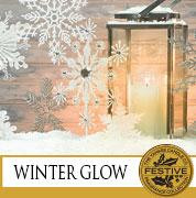 Winter glow yankee candle