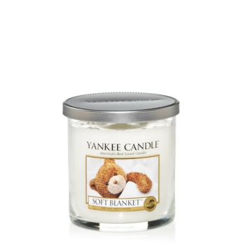 Petite Colonne Soft Blanket / Couverture Douce Yankee Candle