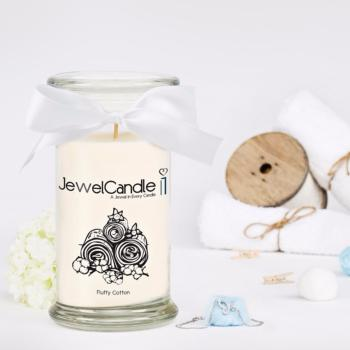 Fluffy Cotton / Serviette En Coton (Bracelet) Jewel Candle