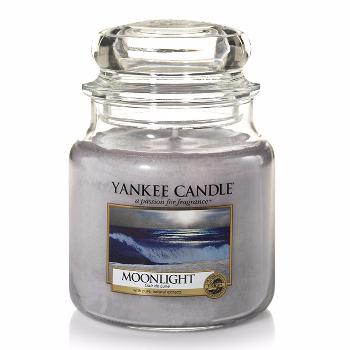 Moyenne Jarre Moonlight / Clair De Lune Yankee Candle
