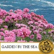 Garden by the sea