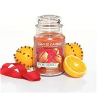 Grande Jarre Spiced Orange / Orange Epice Yankee Candle