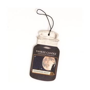 Car Jar Midsummer's Night® X1 Yankee Candle