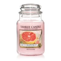 Grande Jarre Juicy Grapefruit Exclu Us Yankee Candle