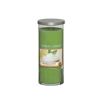 Grande Colonne Vanilla Lime Yankee Candle