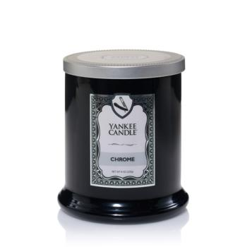 Gobelet Yankee candle Chrome