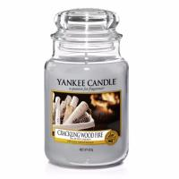 Grande Jarre Crackling Wood Fire Yankee Candle
