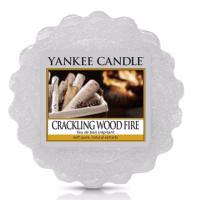 Tartelette Crackling Wood Fire Yankee Candle
