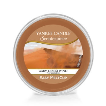 Easy Melt Cup Warm Desert Yankee Candle