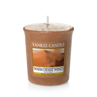 Votive Warm Desert Yankee Candle
